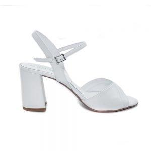 Sandalo da sposa con cinturino